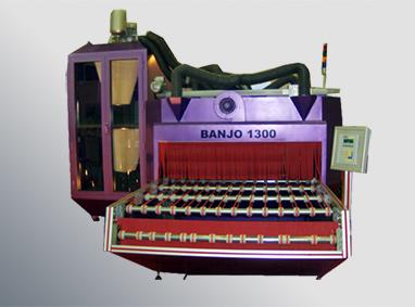 BANJO 1300 Yatay Cam Kumlama Makineleri